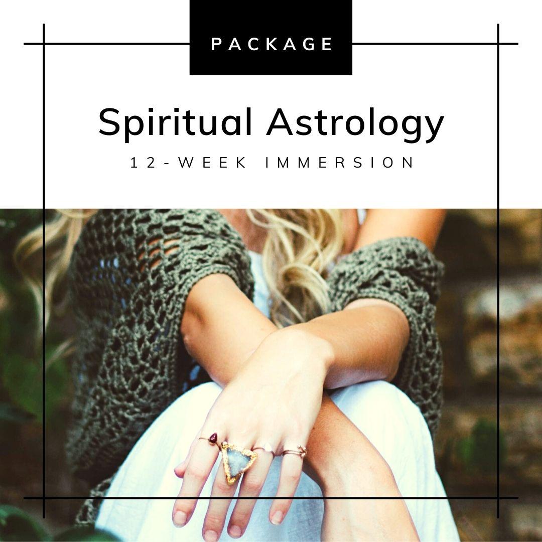 Spirtual Astrology