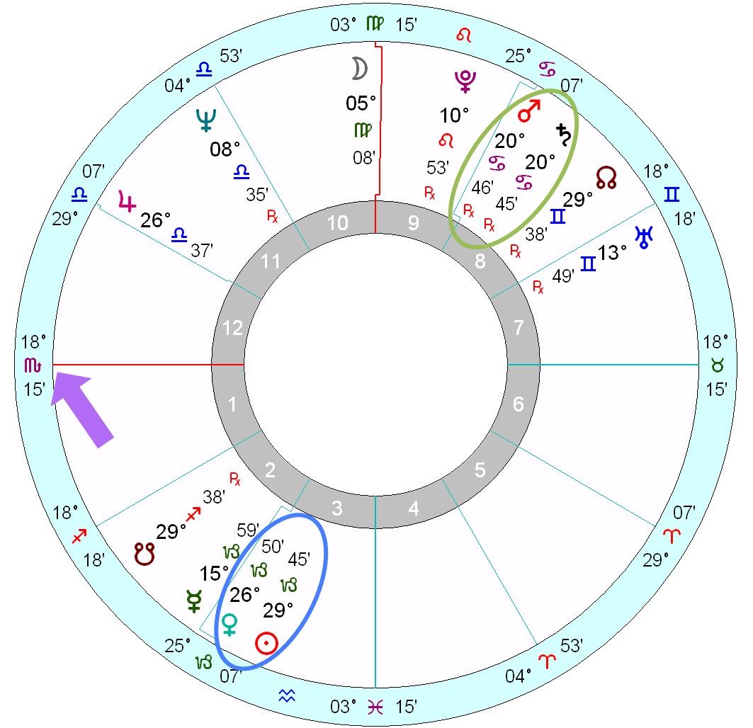 David Lynch's horoscope | Astrology School