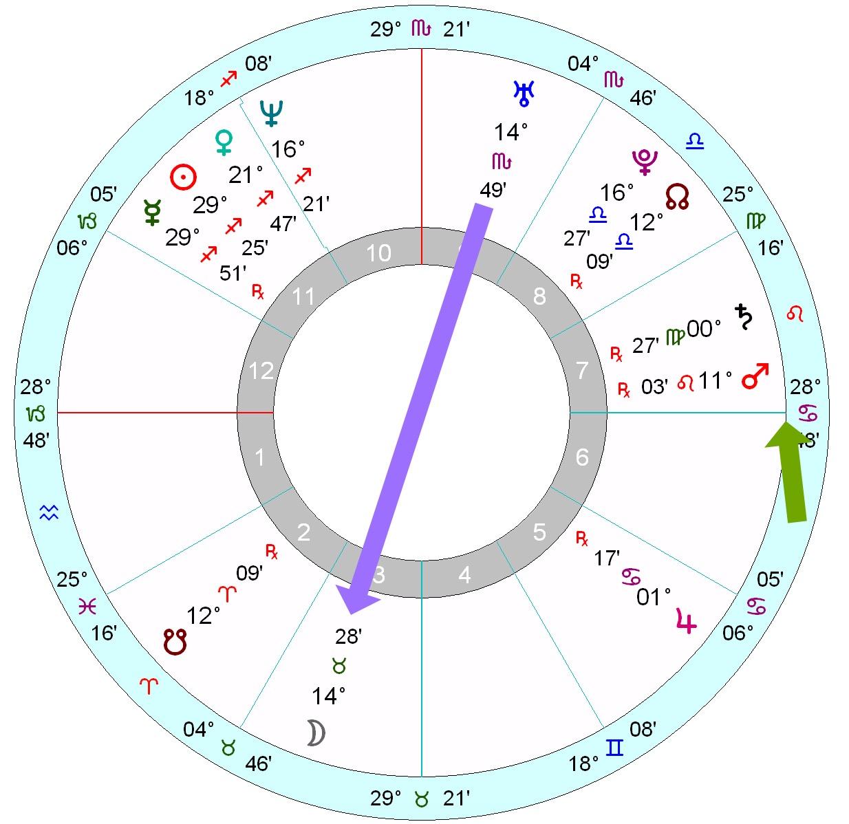 Emmanuel Macron's horoscope | Astrology School