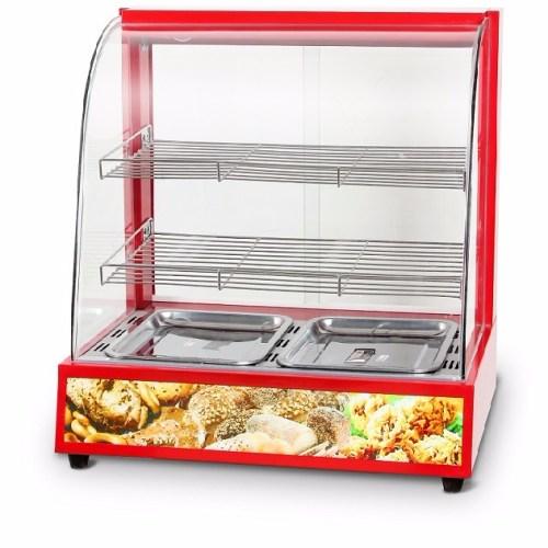 Display Warmer Mesin Penghangat Makanan SHC-DH287