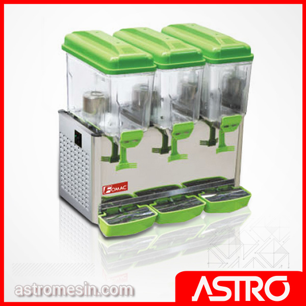 Mesin Juice Dispenser JCD-JPC3S