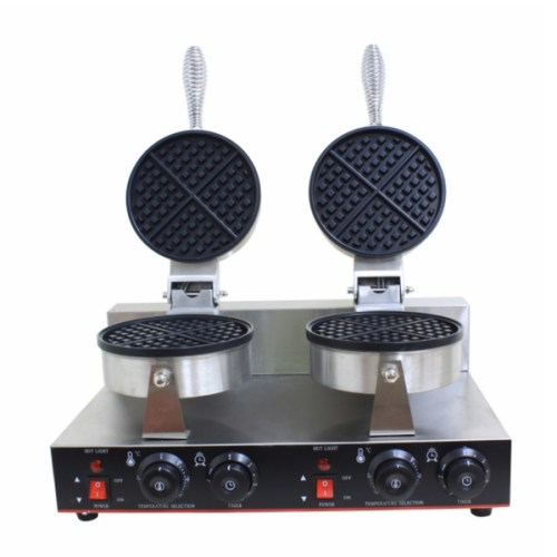 Mesin Waffle Astro Dua Tungku