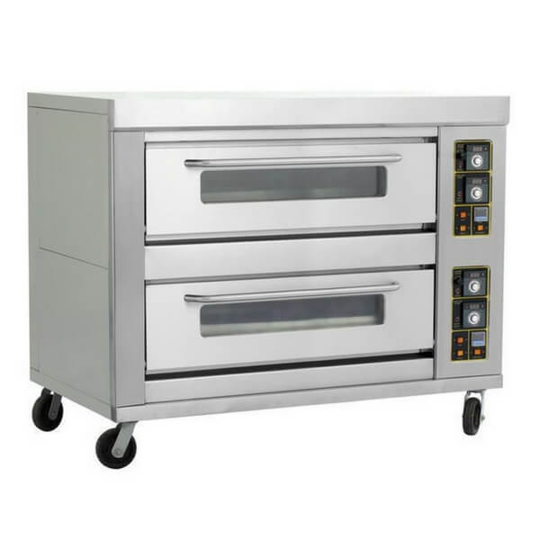 OVEN ROTI GETRA 2 DECK