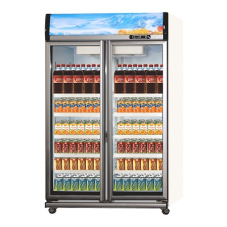 Mesin Showcase Cooler Astro