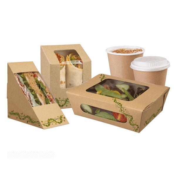 Kemasan Makanan Kemasan Plastik Kertas Food Grade Ukm