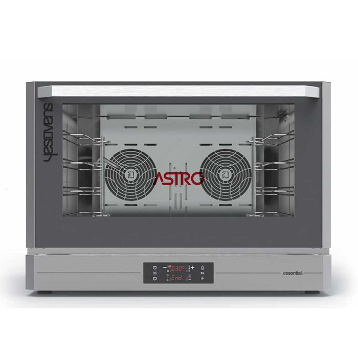 Mesin Convection Oven 4 Loyang