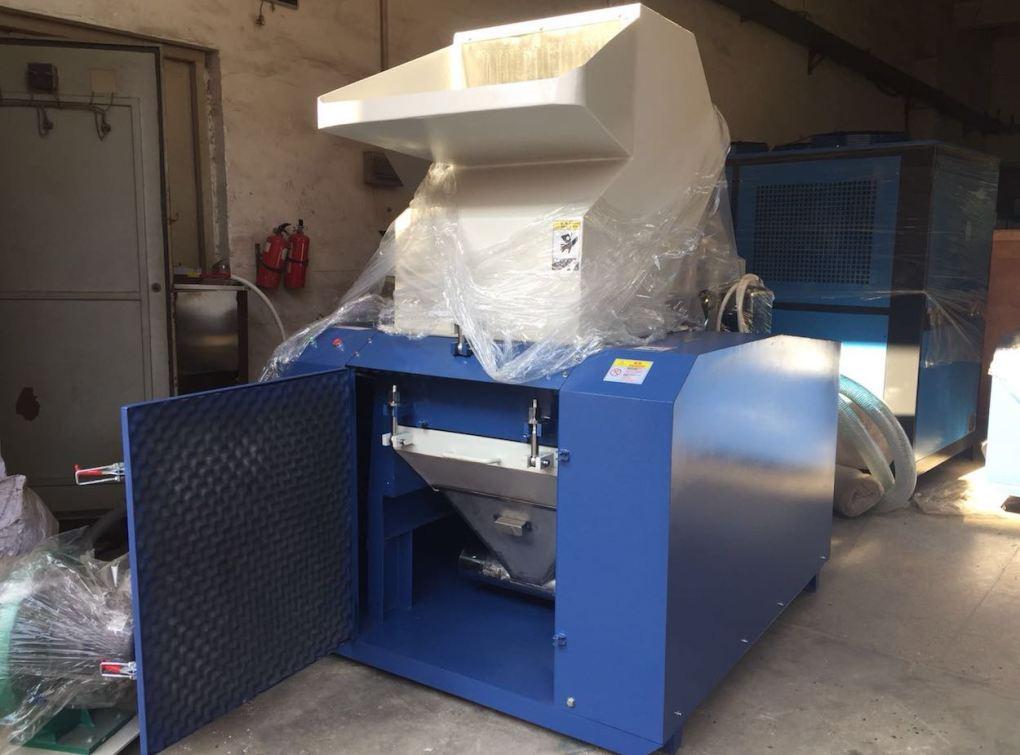 Mesin Pencacah Plastik / Sampah