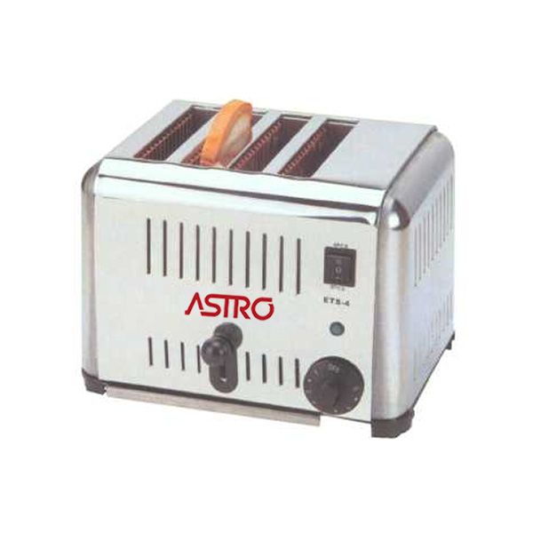 Mesin Bread Toaster 4 Slots