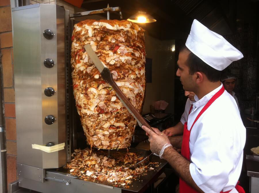 Mesin Kebab Burner Banner