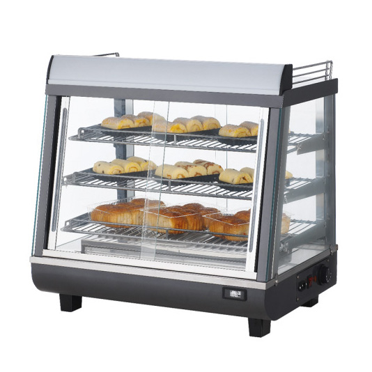 Showcase Warmer Penghangat Makanan