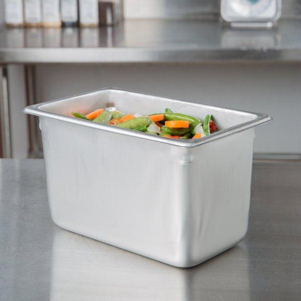 Aplikasi Food Pan 1:4 Size 4 Liter ASTRO