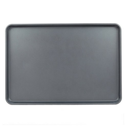 Bakery Tray Loyang Roti Alumunium Black Coated