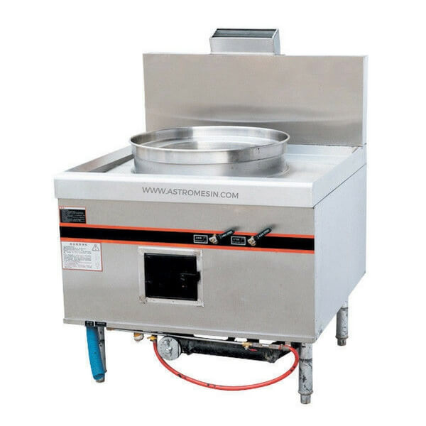 Dimsum Cooker Steamer GETRA