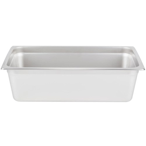 Food Pan 21 Liter Stainless Steel