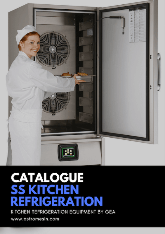 GAMBAR KITCHEN REFRIGERATION GEA
