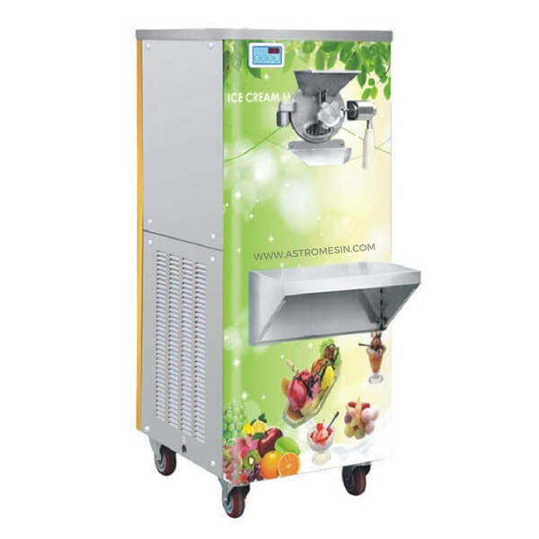 Hard Ice Cream Machine FOMAC
