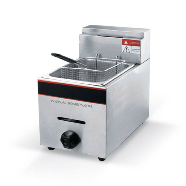 MESIN GAS DEEP FRYER GETRA