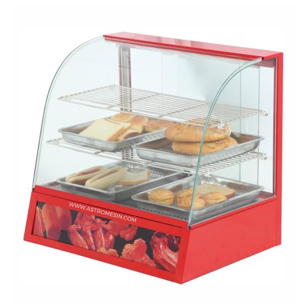 Mesin Alat Penghangat Makanan Food Warmer ASTRO
