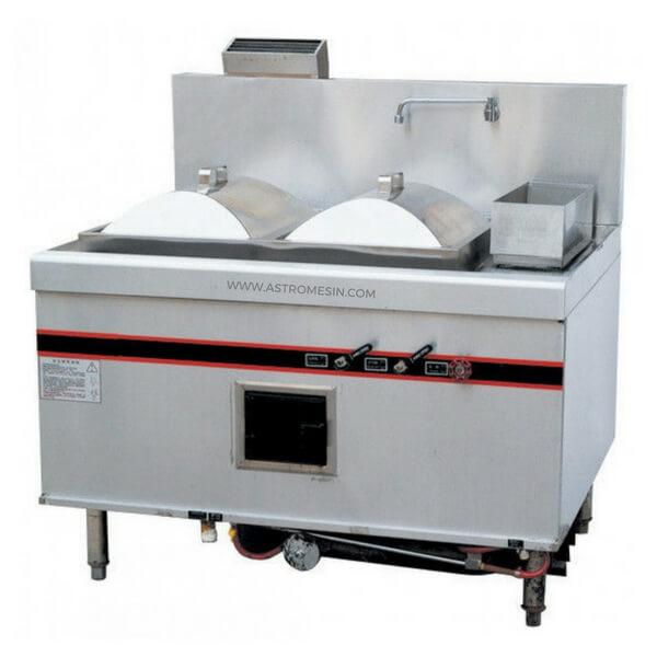 Mesin Dimsum Cooker Steamer GETRA