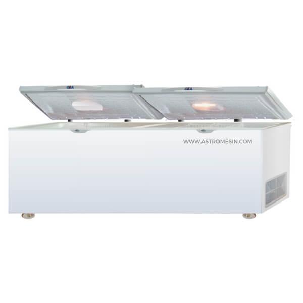 Mesin Freezer Peti Pembeku GEA
