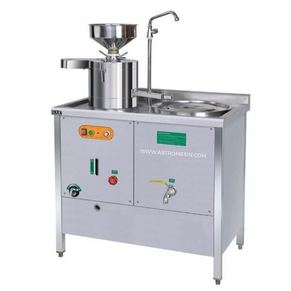 Mesin Pemasak Susu Kedelai ASTRO