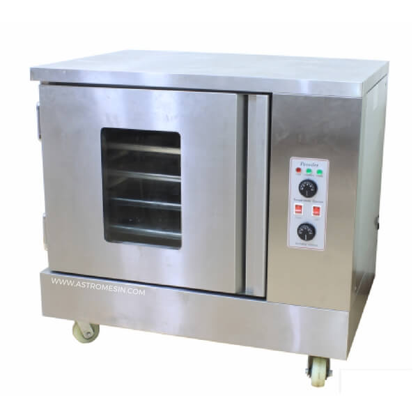 Mesin Proofer Pengembang Roti Bread Proofer ASTRO
