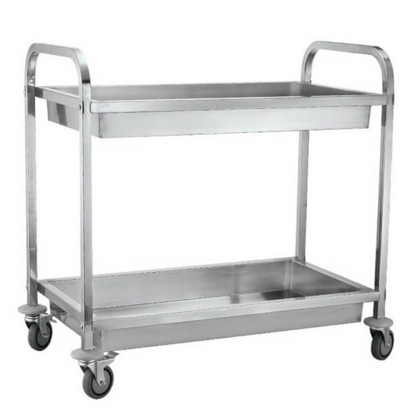 Stainless Cart 2 Susun
