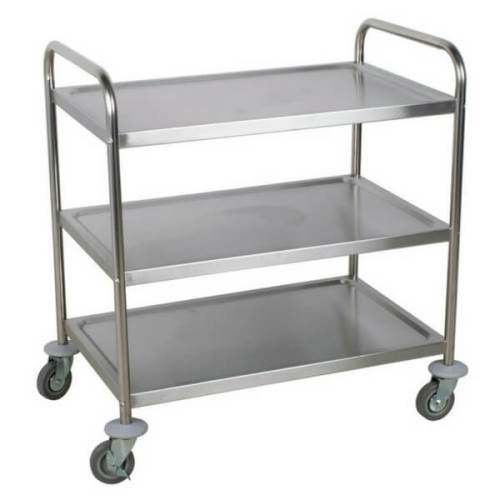 Stainless Cart 3 Susun