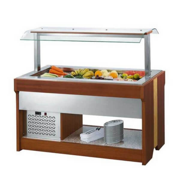 Mesin Salad Case Counter GEA