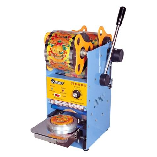 Mesin Cup Sealer Semi Otomatis ETON