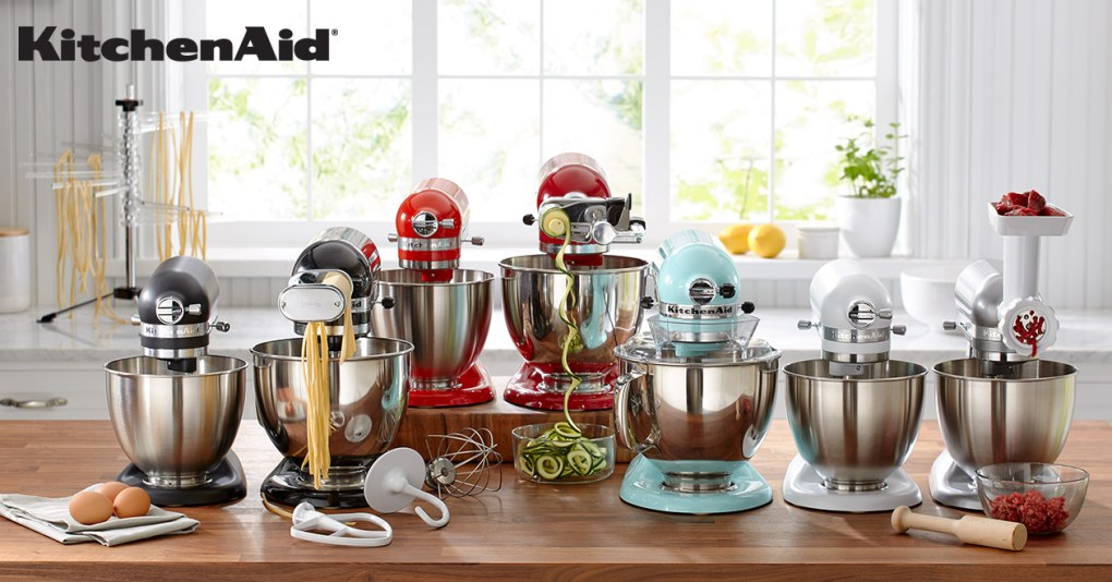 Kitchenaid Indonesia Mixer Series