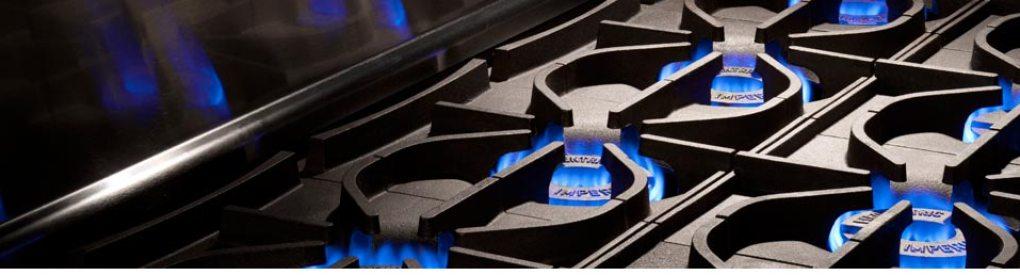 Kompor Imperial Range Api Biru