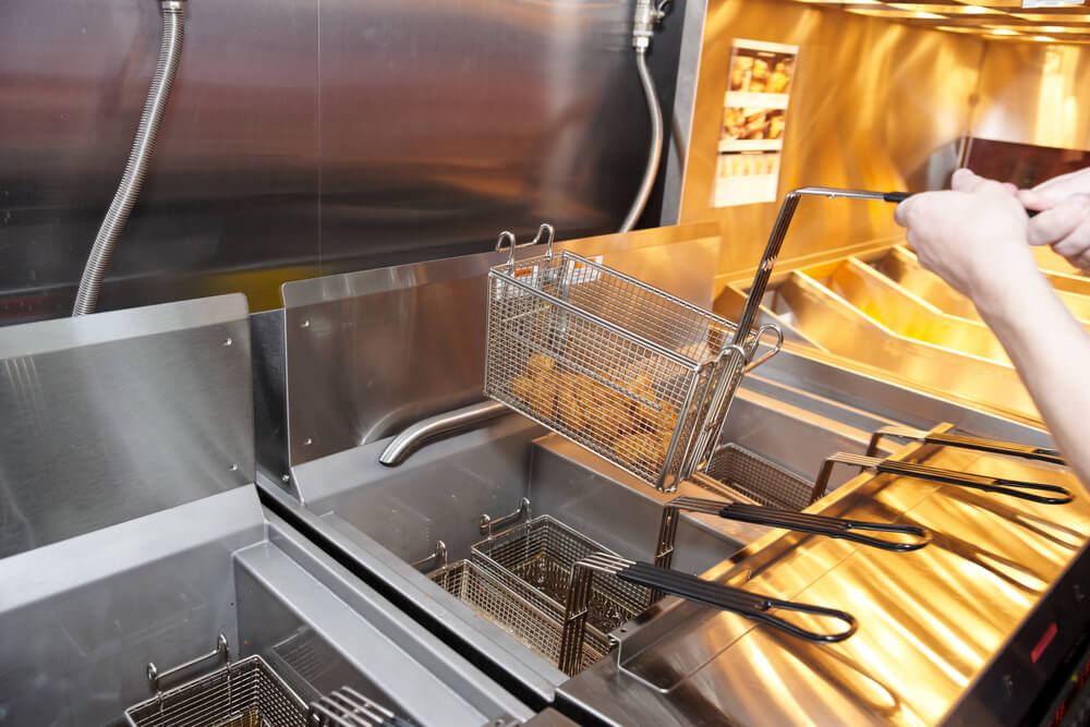 Banner Deep Fryer