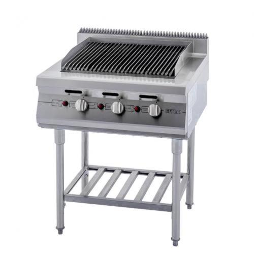 Gas Open Griddle Broiler Getra RSD 3