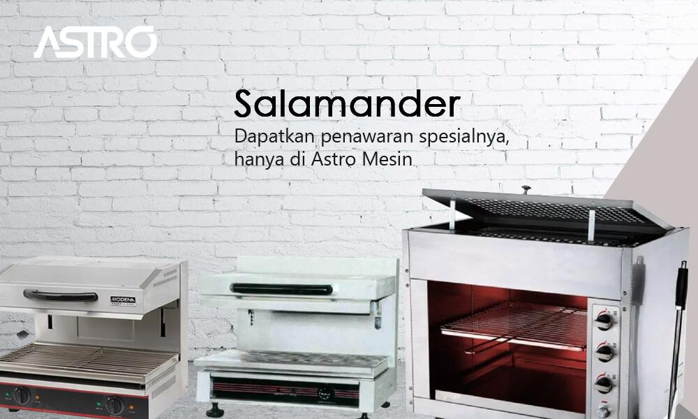 Banner Mesin Gas Salamander