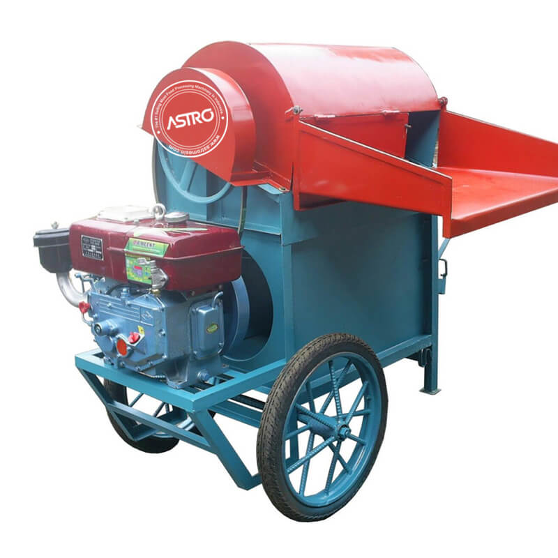 Mesin Power Thresher ADR MPT 1000 atau Mesin Perontok Padi