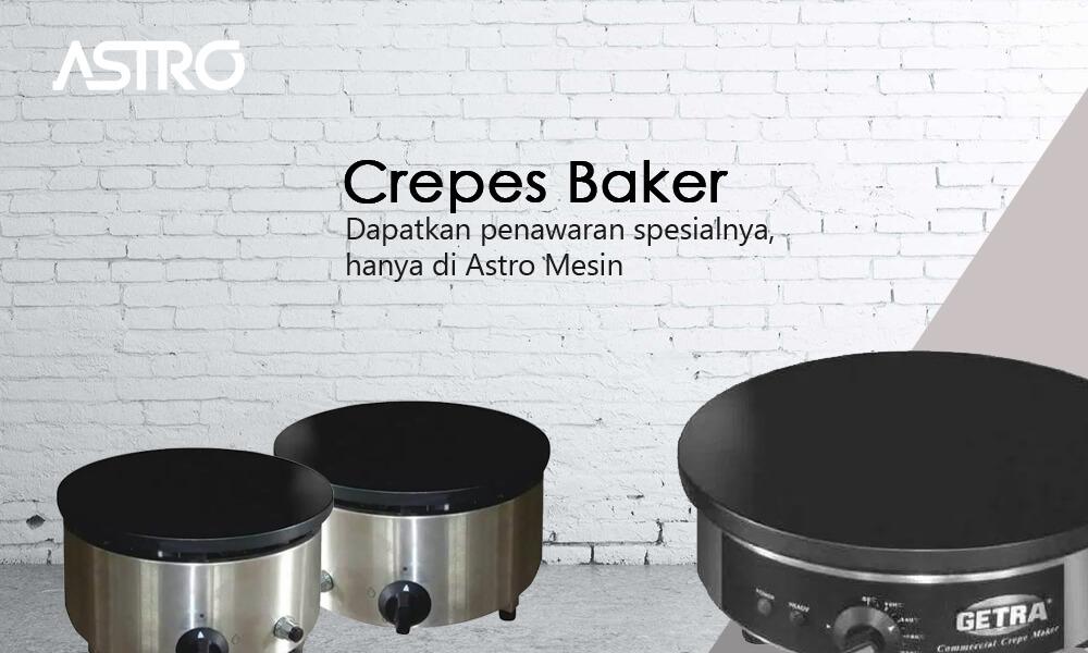 Banner Mesin Crepes Baker