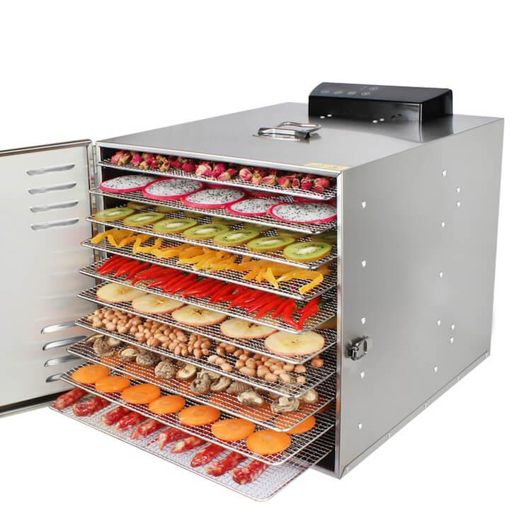 Mesin Food Dehydrator Pengering Makanan GETRA FD 10