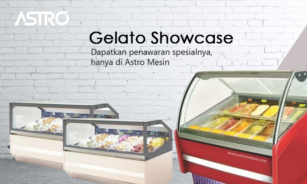 Banner Mesin Gelato Showcase