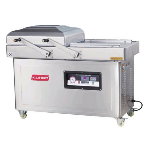 Mesin Vacuum Packaging Double Chamber DZ 400:2SA