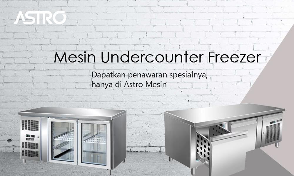 Banner Undercounter Freezer