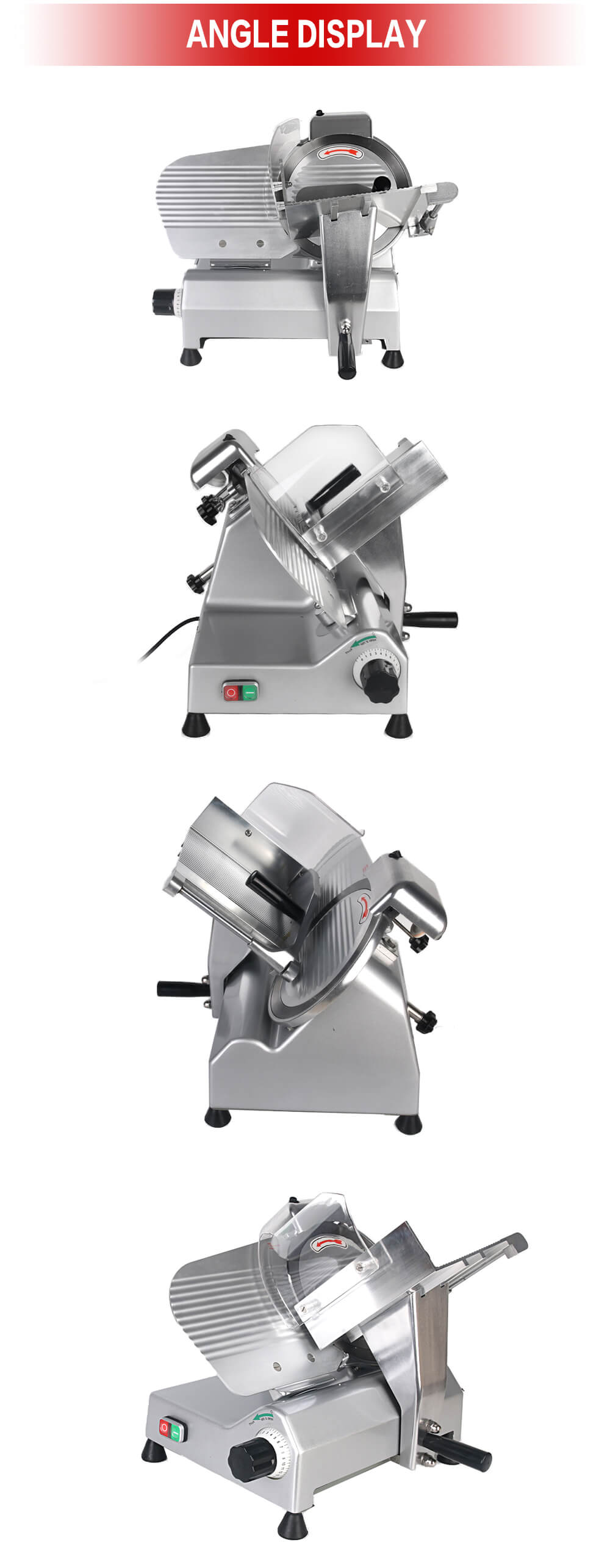 Angel Display Mesin Meat Slicer