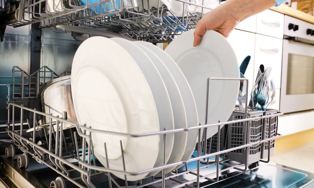 Aplikasi Mesin Dishwasher