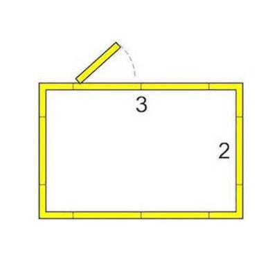 Bukaan Pintu Tipe 116