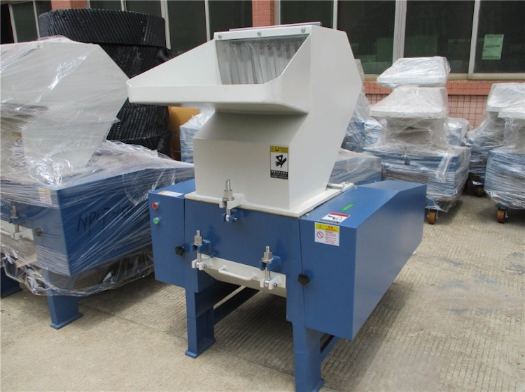 Foto Mesin Plastic Crusher