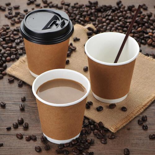 Gambar Kopi Mix Paper Cup