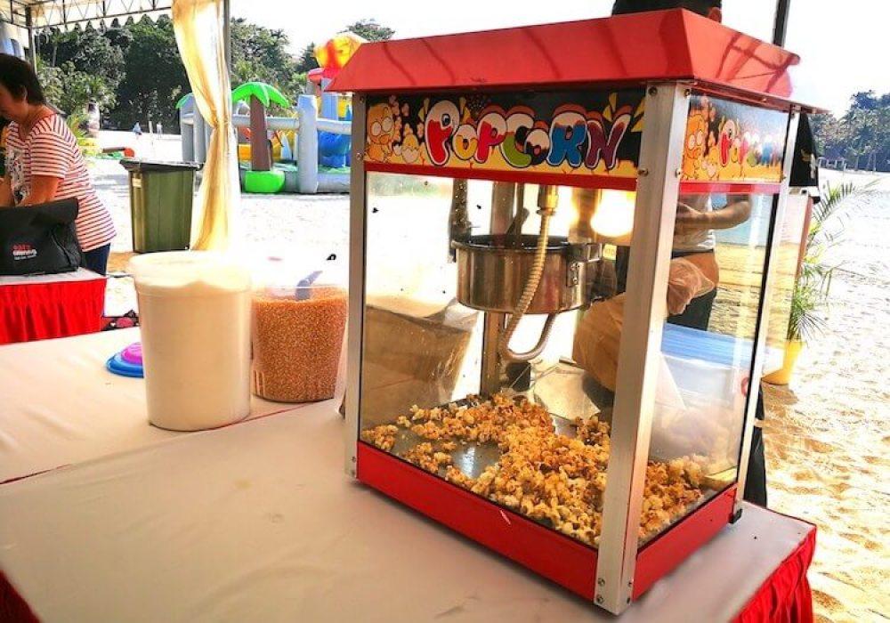 Jualan Popcorn Jagung