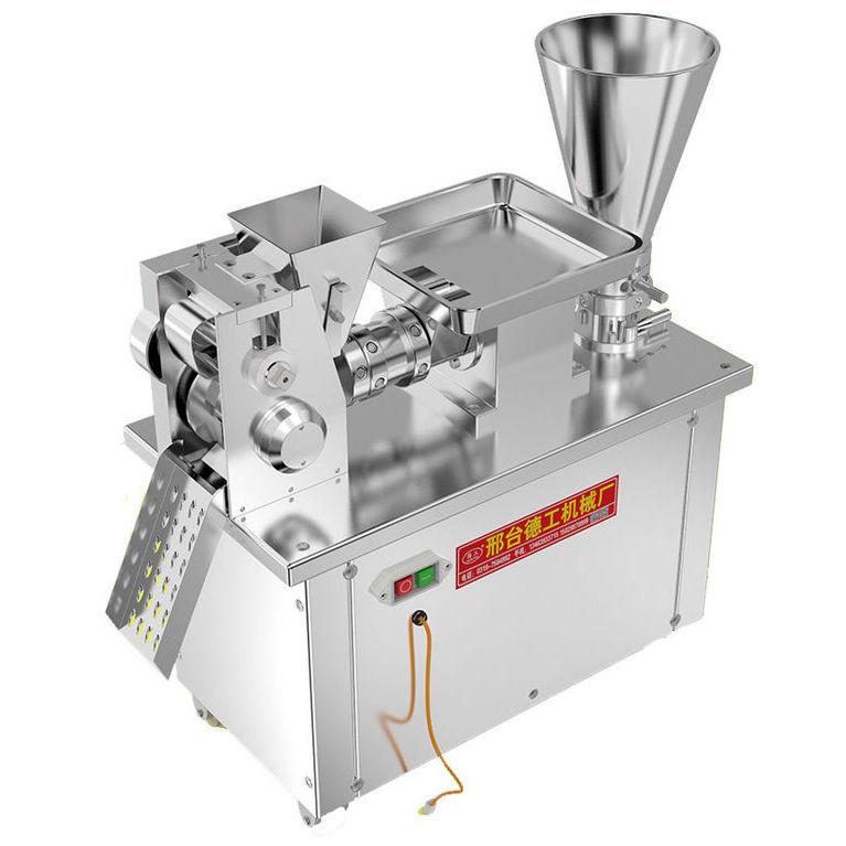 Mesin Dumpling Samosa | Daftar Harga Mesin Pembuat Gyoza Otomatis