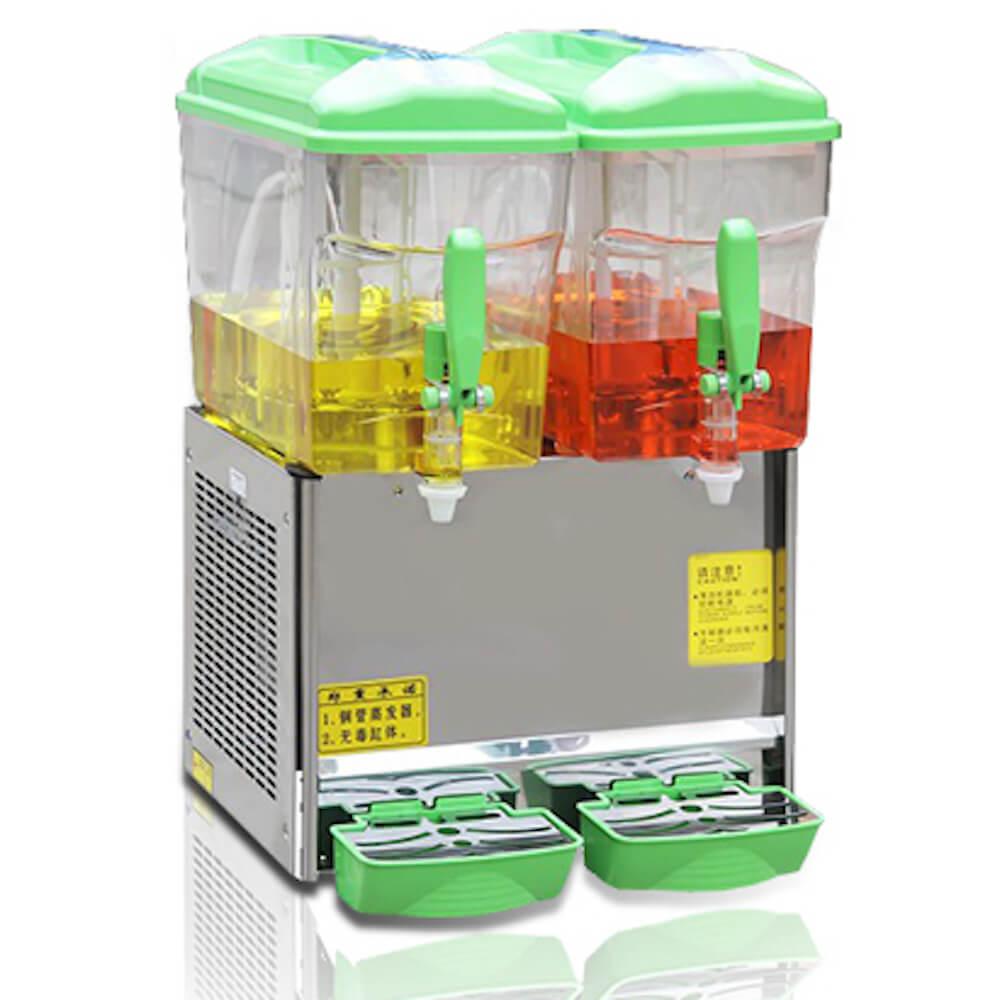 Mesin Juice Dispenser 2 Tabung Astro