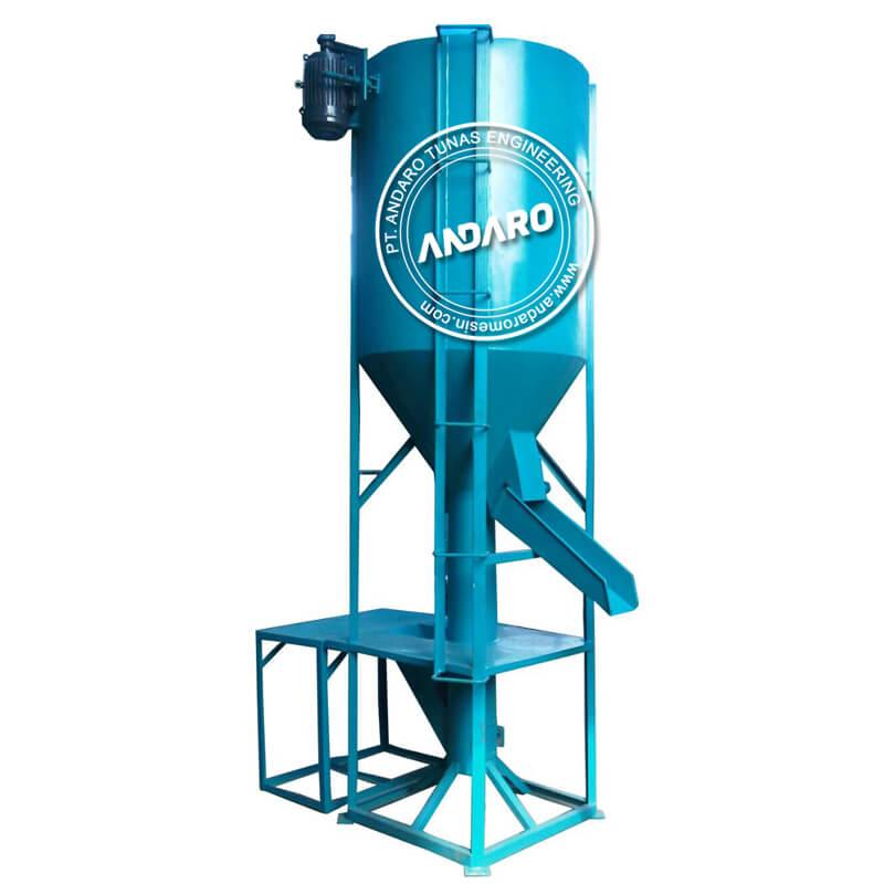 Mesin Mixer Vertikal